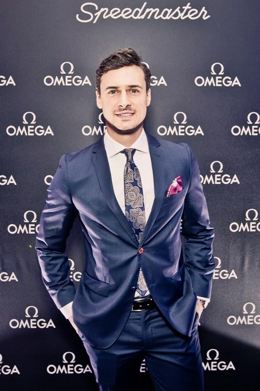OMEGA Speedmaster_Mateusz Damięcki