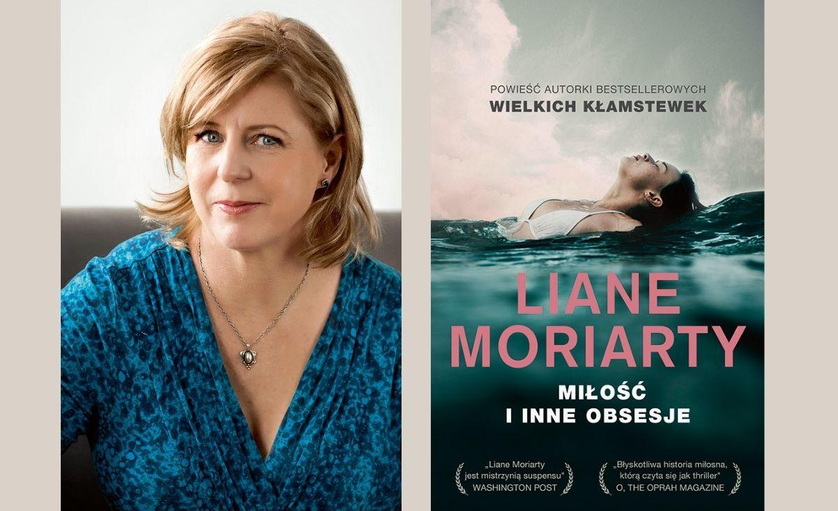 """Zdjąć szpilki, usiąść za biurkiem - rozmowa z Liane Moriarty, autorką """"Wielkich kłamstewek"""""""