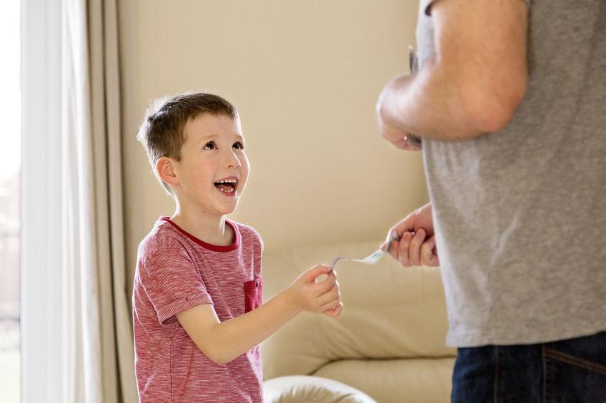 Co dostają dzieci w nagrodę za dobre oceny?