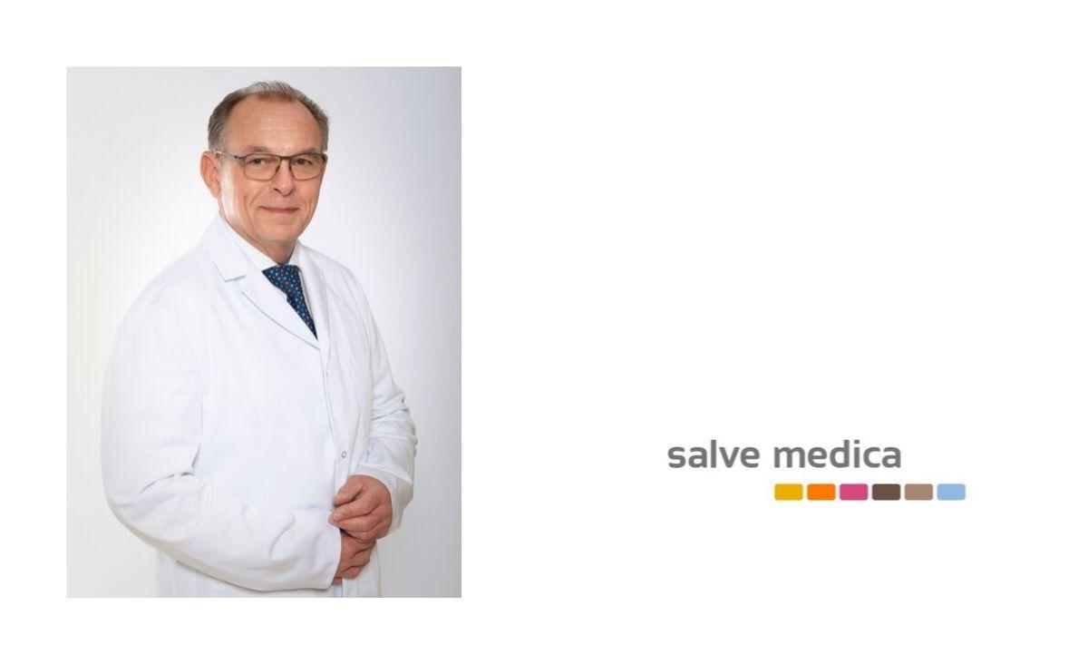 Dr Sławomir Sobkiewicz z Kliniki Salve Medica (Fot. materiały promocyjne)