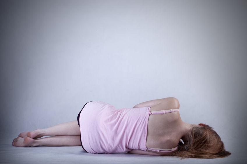 Zaburzenia odżywiania: anoreksja