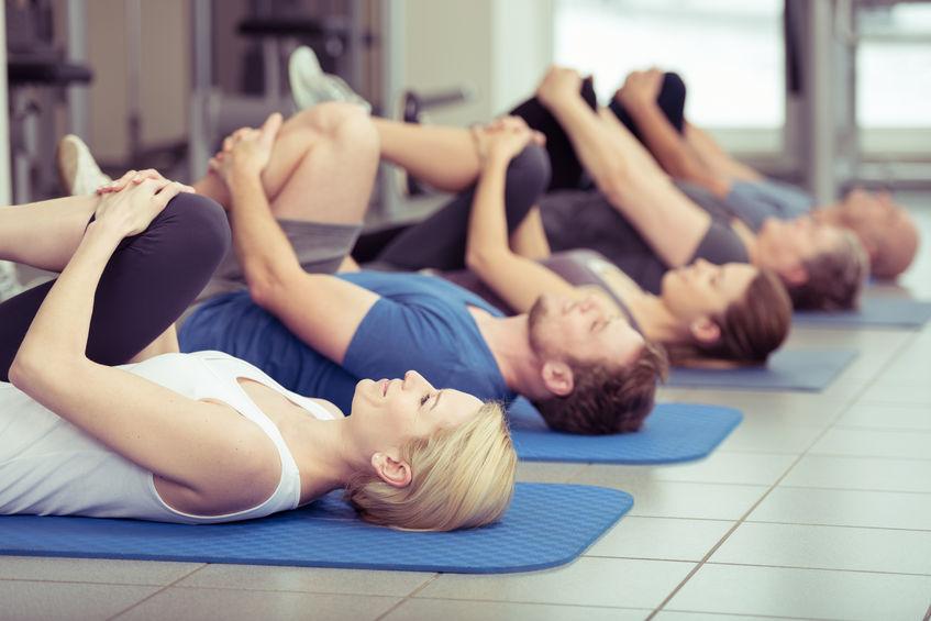 Oddech i ruch w jodze