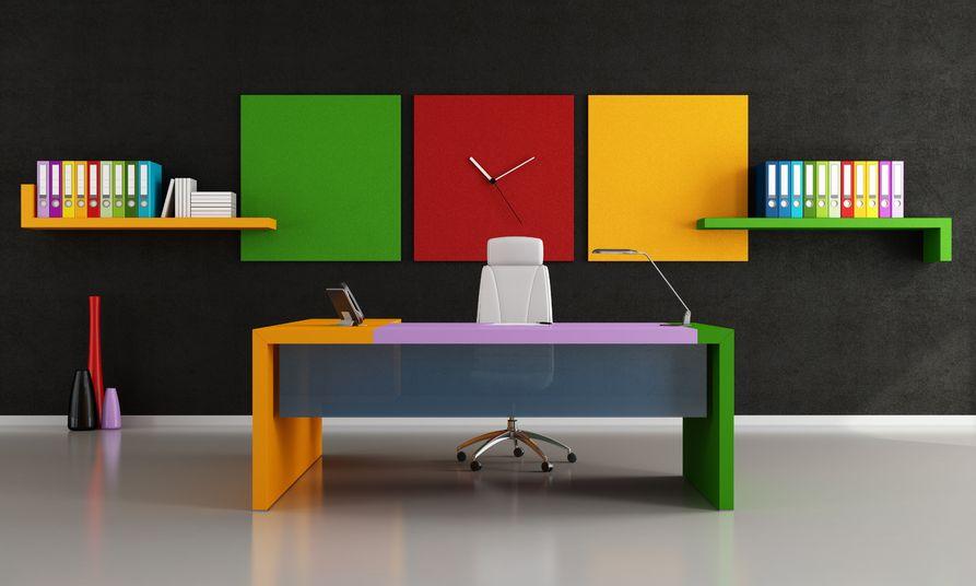 Kolory mają znaczenie dla efektywnej pracy