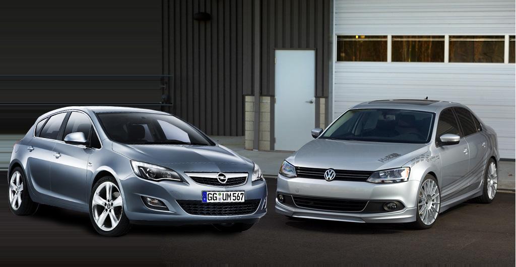 Opel Astra i Volkswagen Jetta - Triumf pragmatyzmu