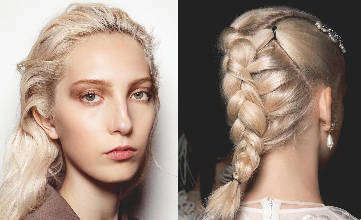 Słoneczny blond - trend na lato 2020