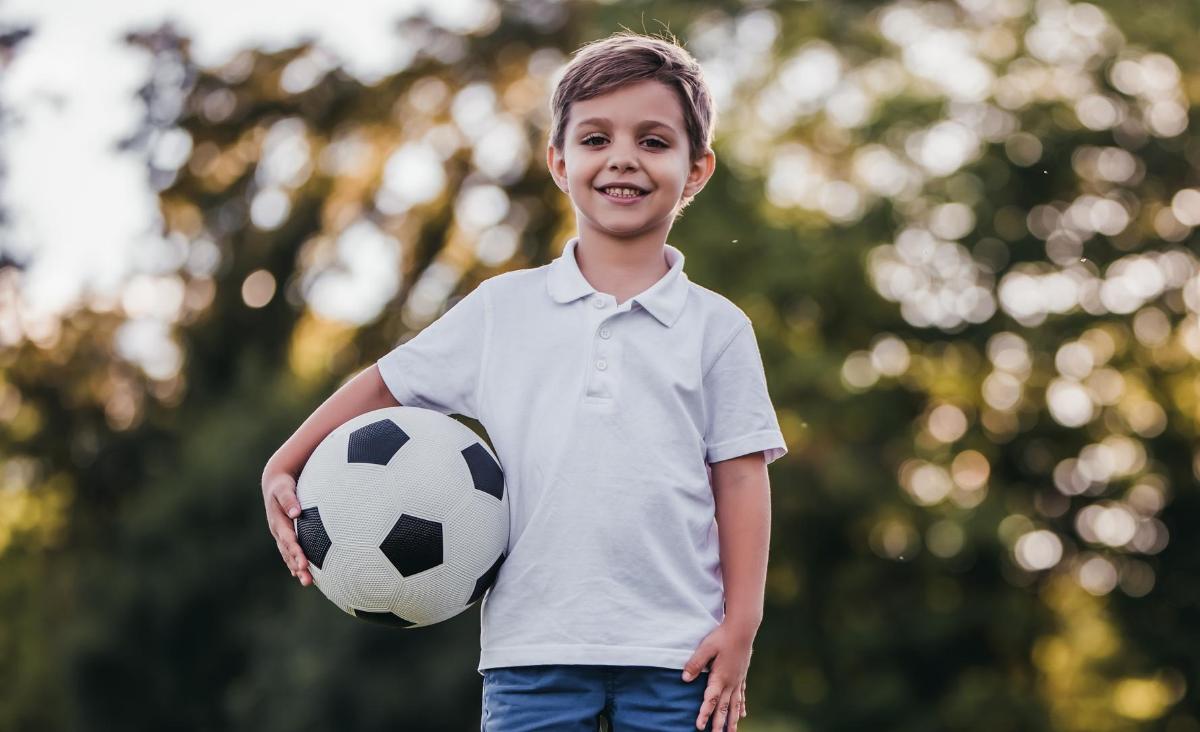 Trening jest szansą. Dlaczego warto zachęcać dzieci do uprawiania sportu?