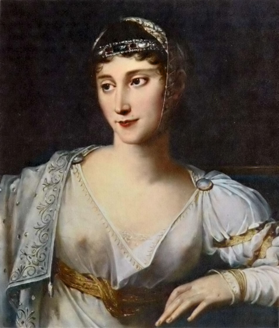 Paulina Bonaparte. Księżniczka, która była ekshibicjonistką.