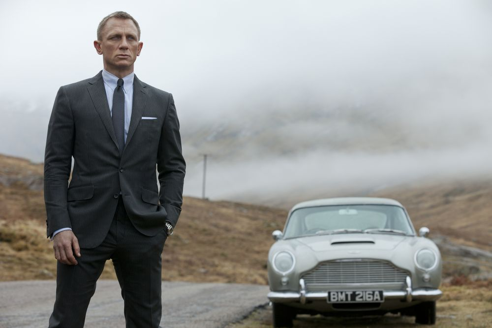 James Bond ponownie inny