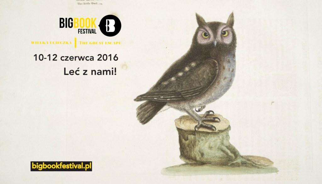 Rusza 4. Big Book Festival