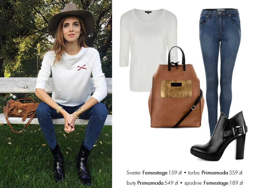 Poznaj styl Chiara Ferragni
