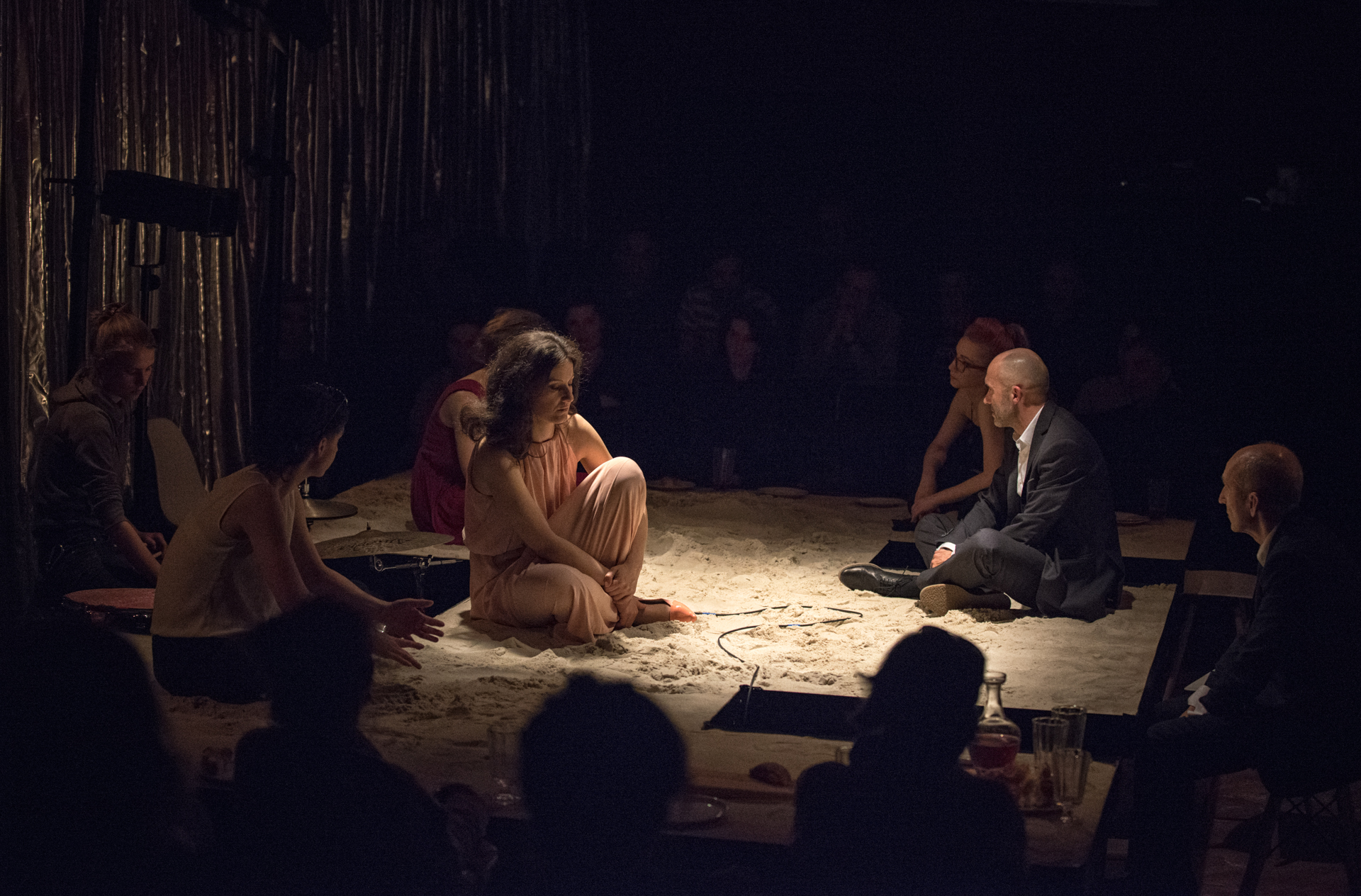 Teatr Żydowski, fot. Magda Hueckel