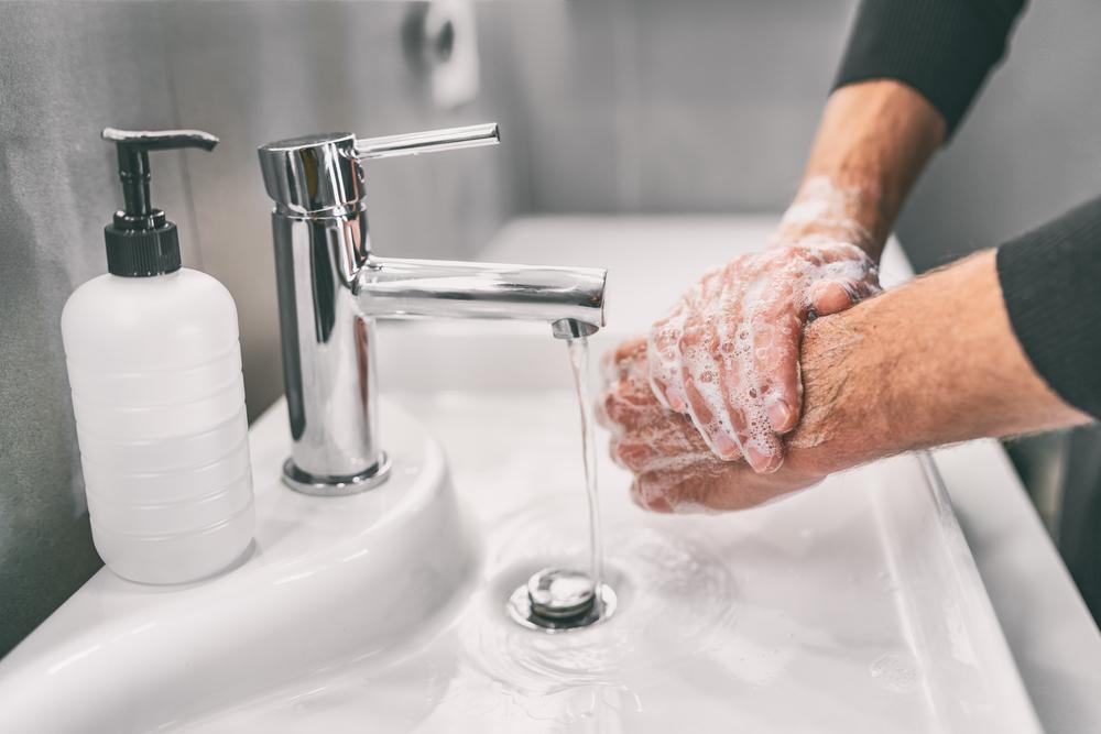 Prawidłowa higiena rąk w 4 krokach – poznaj je z Trisept MAX!