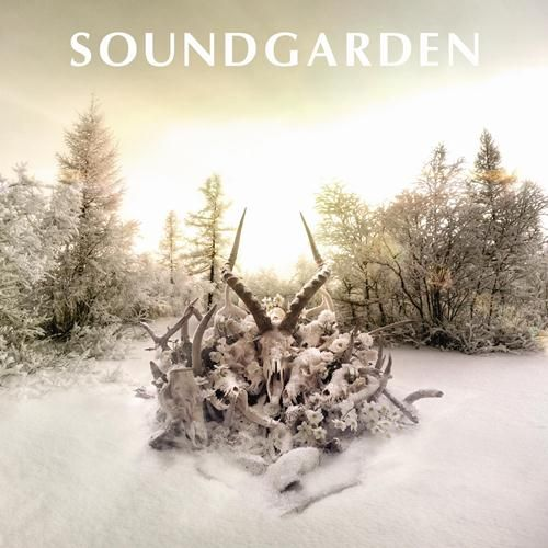 "Soundgarden, ""King animal"""