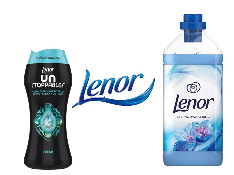 Pielęgnacja tkanin z korzyścią dla środowiska - Lenor i Lenor Unstoppables w opakowaniach z materiałów z recyklingu