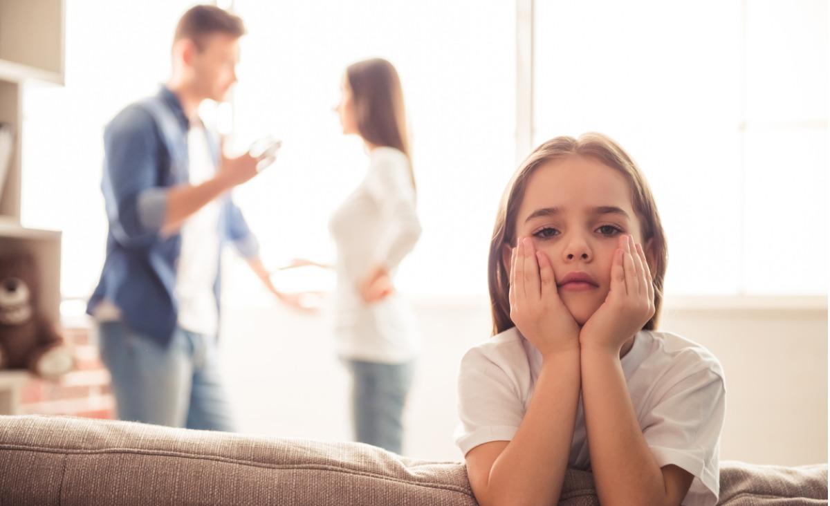 Zdrada w związku - jak zachować się wobec dzieci?