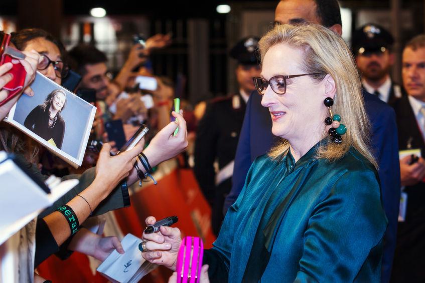 Czy Meryl Streep pamięta swoje nominacje do Oscara? Aktorka rozbawia w Jimmy Kimmel Live!