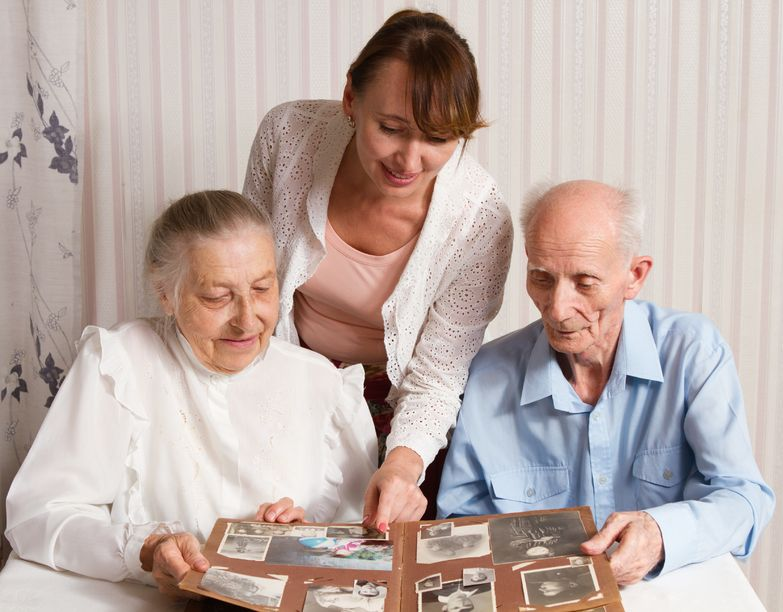 Moi rodzice się starzeją. Problem opieki nad seniorami