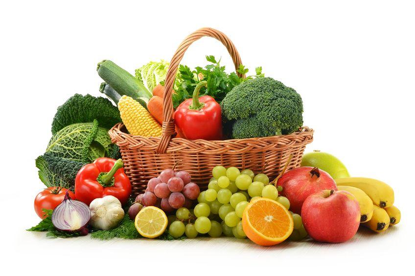 Dieta owocoowo-warzywna