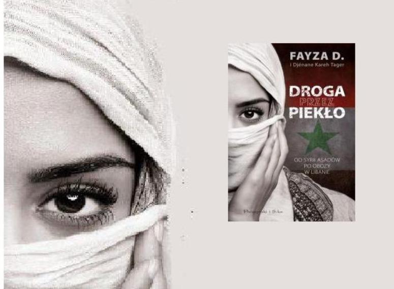 """""""Droga przez piekło"""", wstrząsająca opowieść uciekinierki z Syrii"""