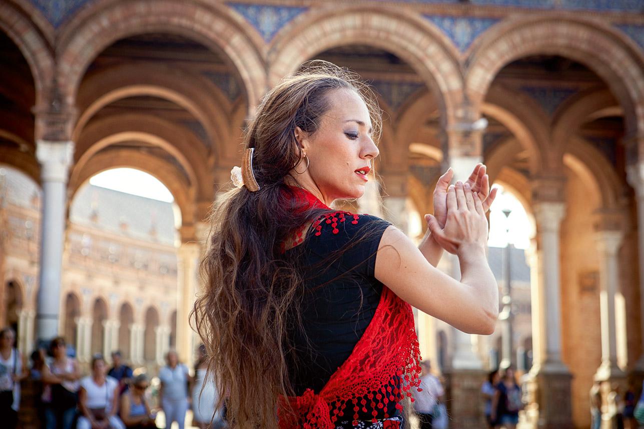 Flamenco ma się we krwi