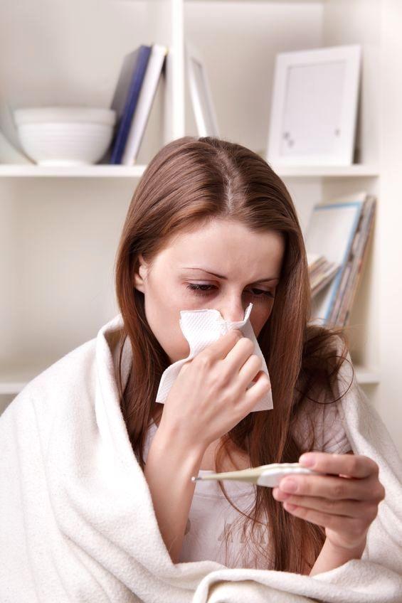 Katarzyna Miller: O ważności chorowania