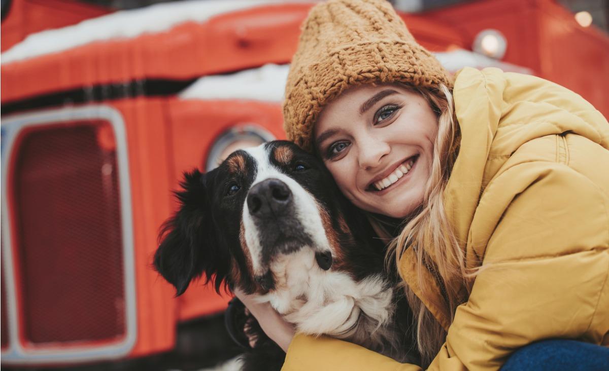 Czego możesz nauczyć się od swojego psa? Przede wszystkim okazywania miłości