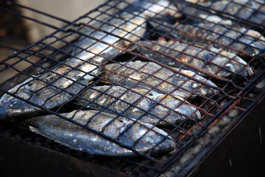 Grillowane ryby o aromacie cytrusów, rozmaryny i tymianku