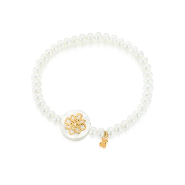 bransoletka Chantill cena 449zł. perły+ złoto 18 kt+ masa perłowa_600x600_100KB