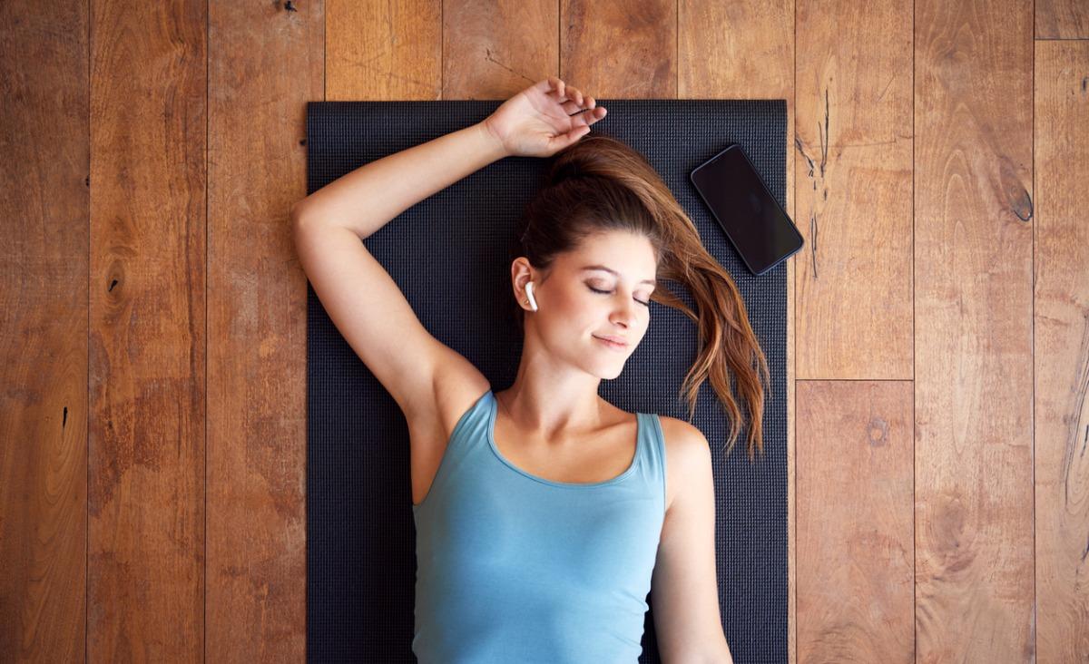 Sposób na stres: trening autogenny