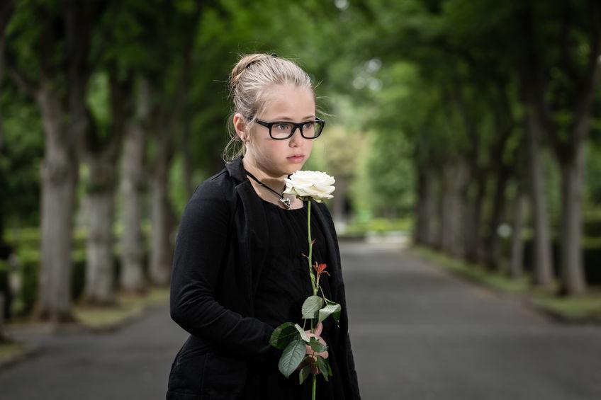 Dziecko w żałobie