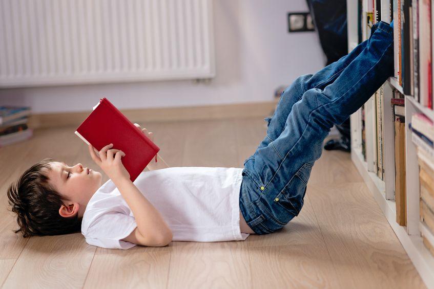 Co zrobić, żeby dzieci czytały?