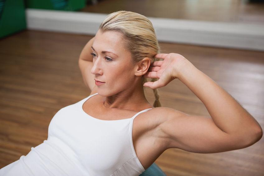 Sposób na stres - ćwiczenia fizyczne