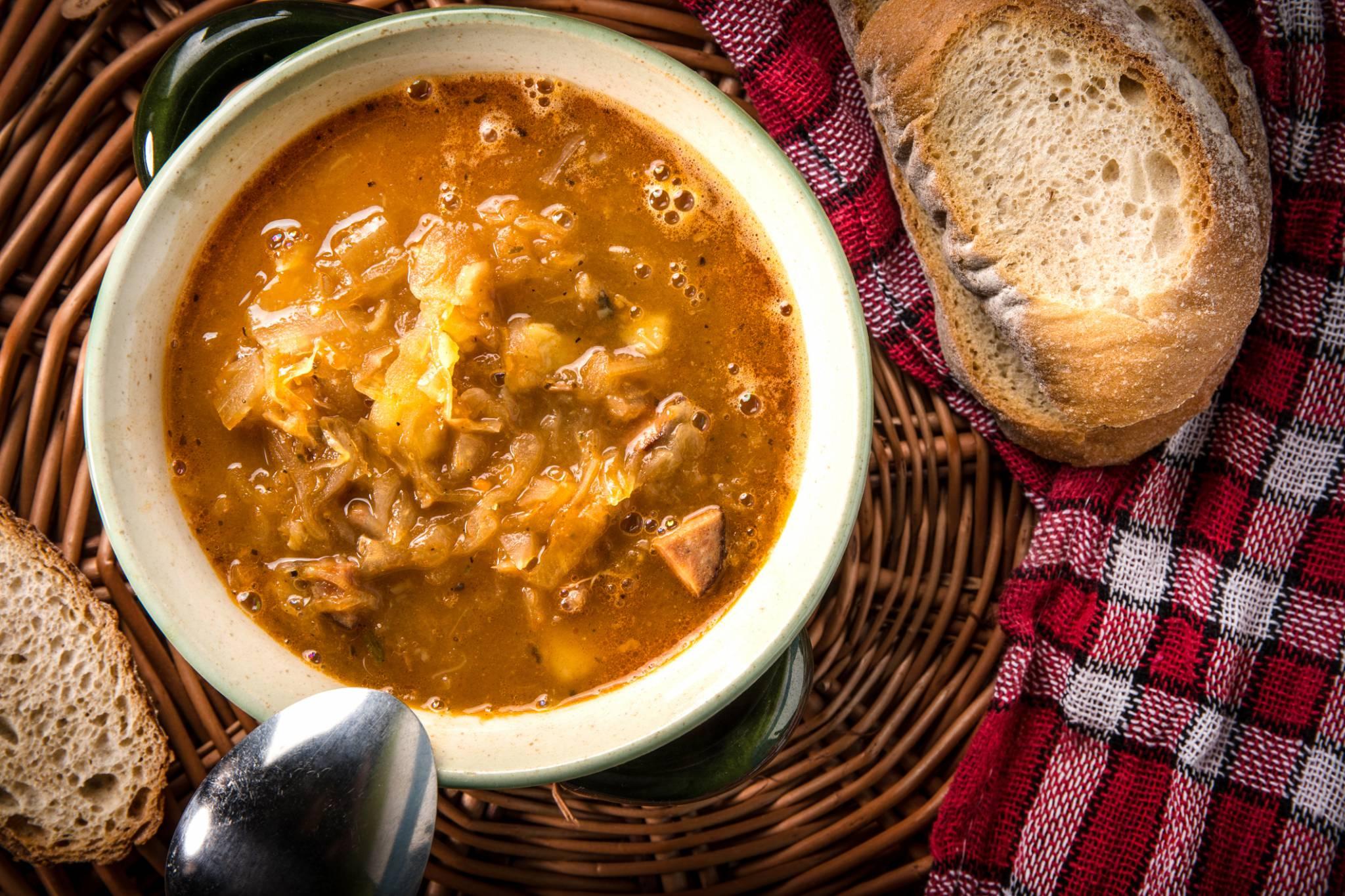 Zimowe dania z różnych stron Europy