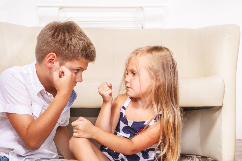 Konflikt między rodzeństwem