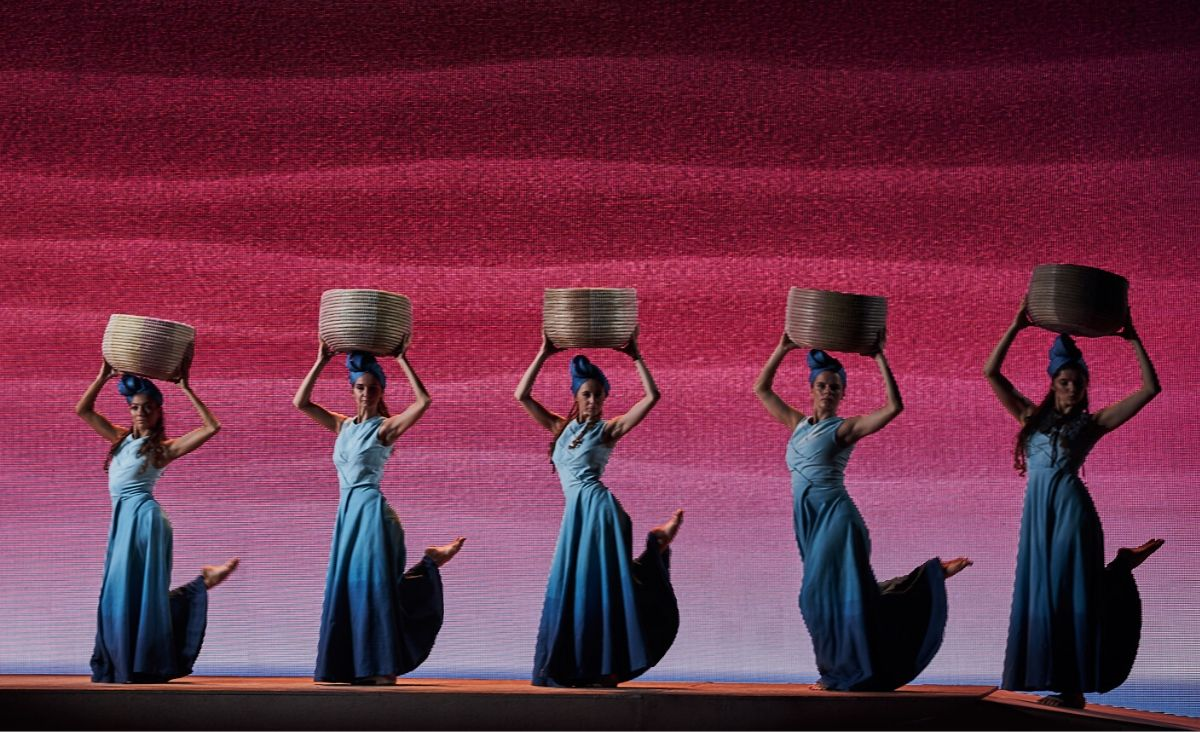 """Aida"" polska premiera"