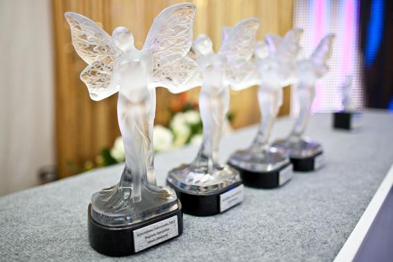 Gala Kryształowe Zwierciadła 2012