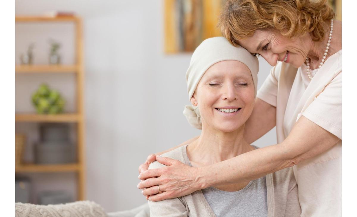 Bądź mocnym wsparciem dla chorego na raka