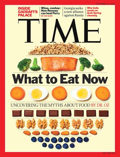 """""""Time"""" podpowiada co jeść"""