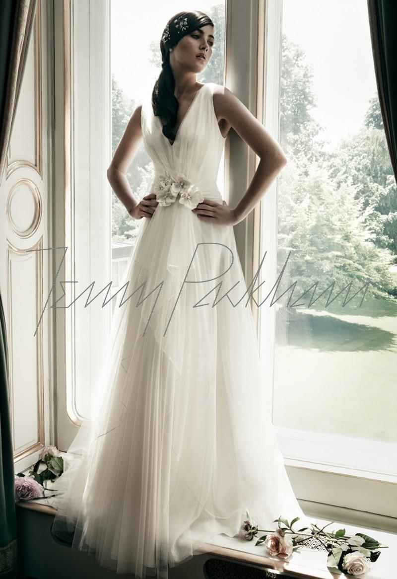 Jenny Packham kolekcja ślubna wiosna-lato 2013