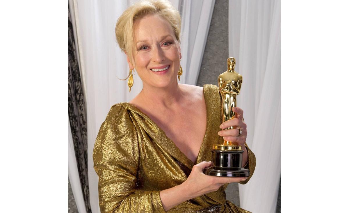 Meryl Streep: Z Oscarem jej do twarzy