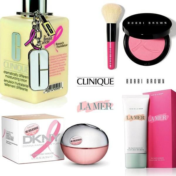 Kosmetyki w walce przeciw rakowi piersi
