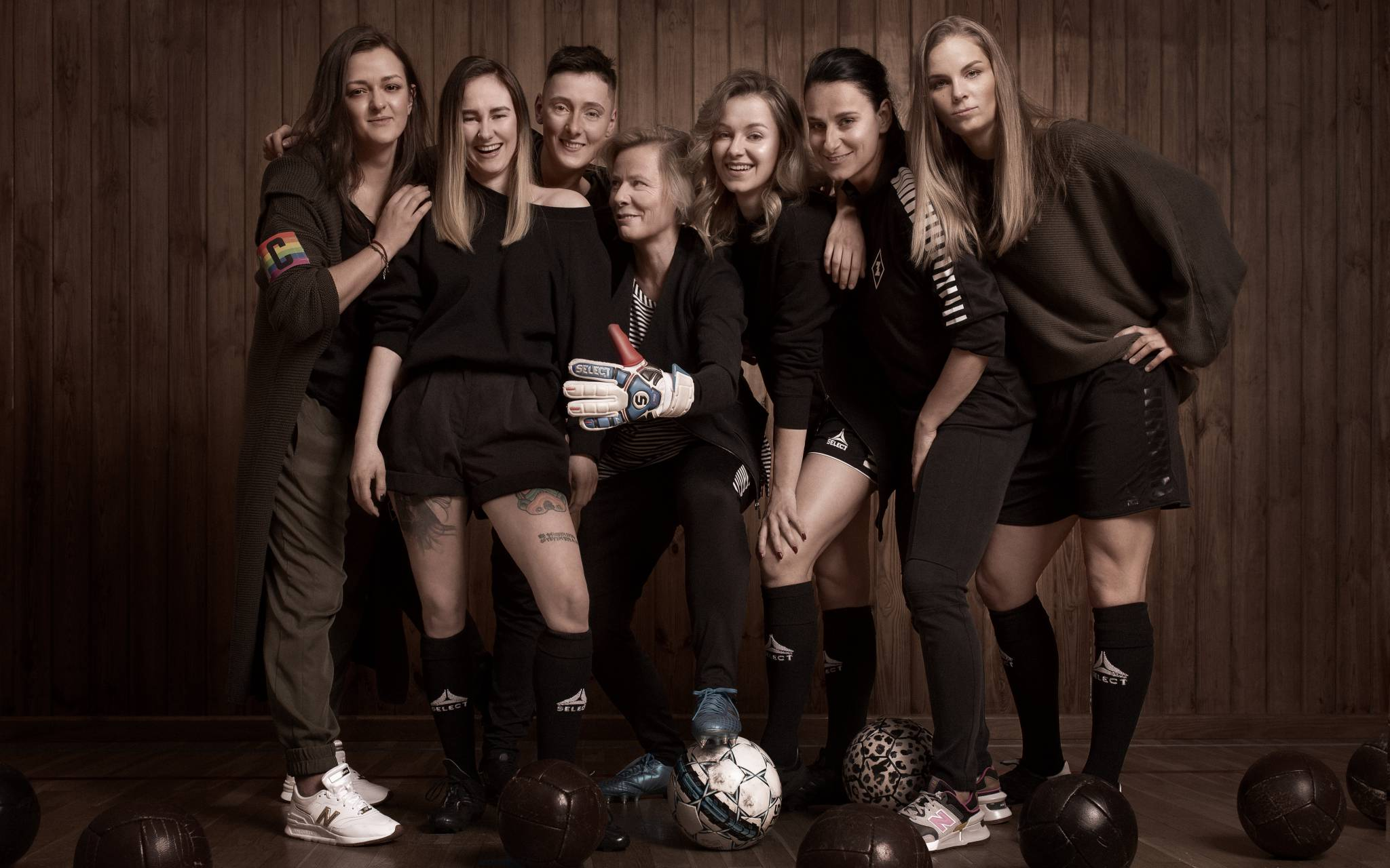 Mariaż mody i sportu - RISK made in Warsaw we współpracy ze Złymi Dziewczynami