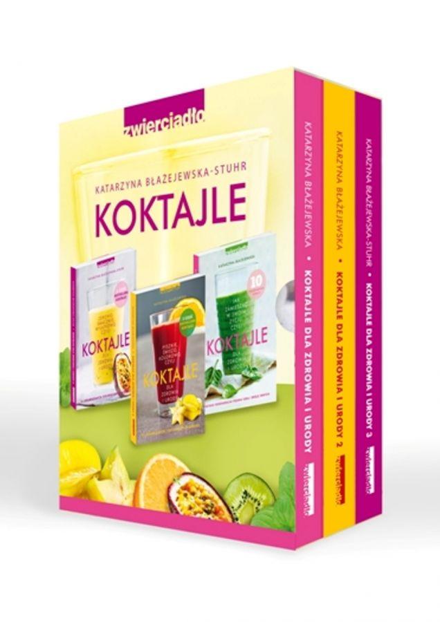 Koktajle – pakiet - Katarzyna Błażejewska-Stuhr