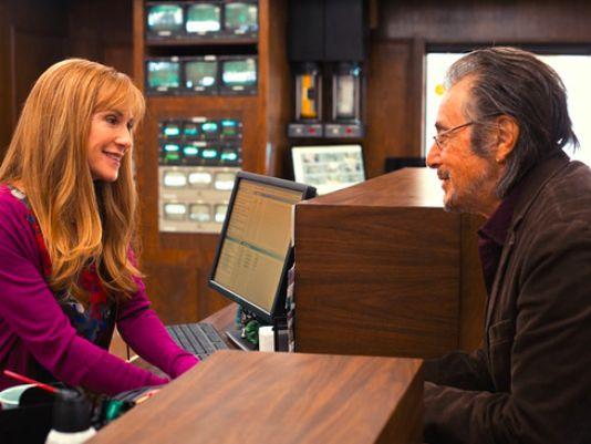 "Premiery filmowe: Al Pacino i Holly Hunter w ""Manglehorn"""