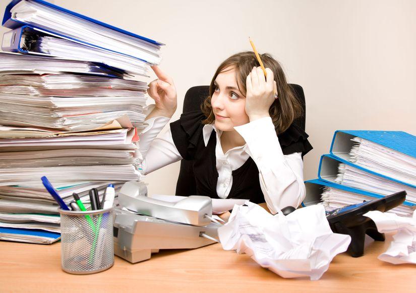 Jak sobie radzić z nadmiarem obowiązków?