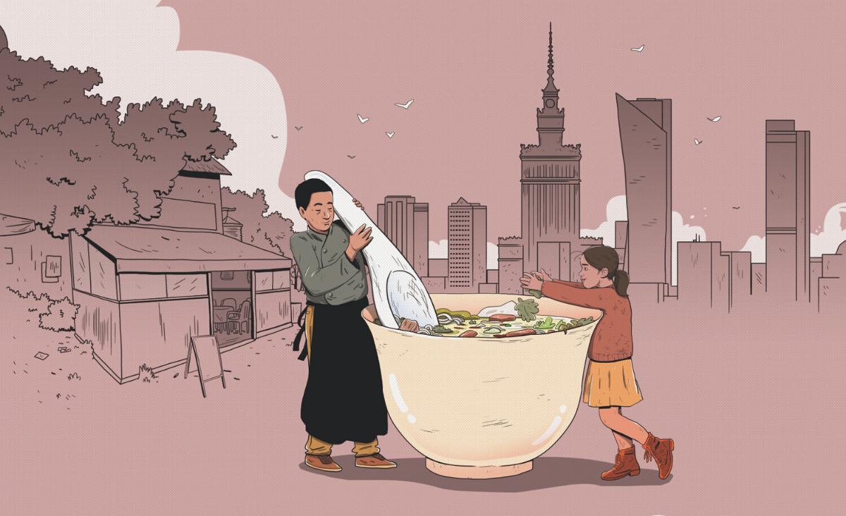 """""""Smak pho"""" - wietnamsko-polski przepis na rodzinę"""