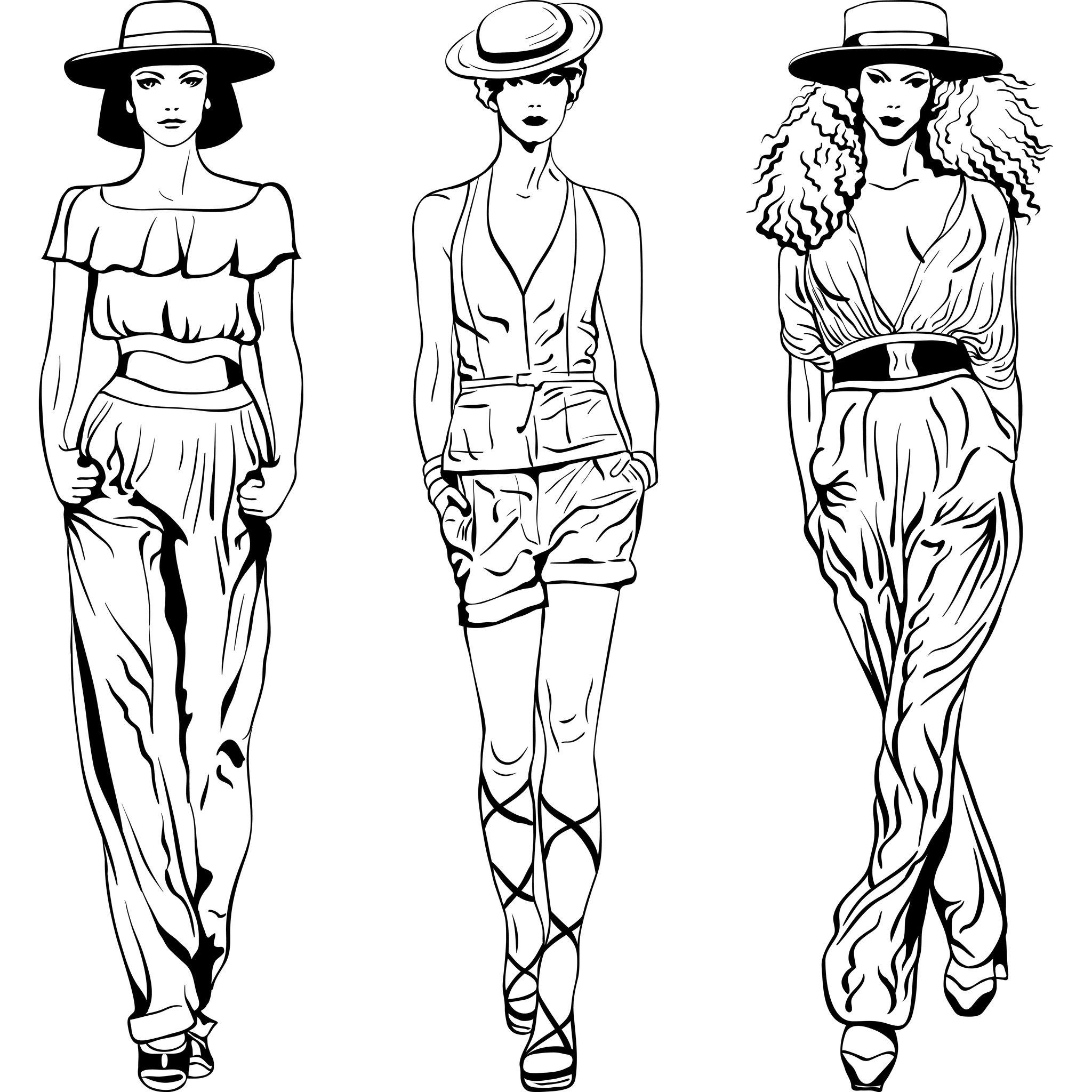 Moda na spodnie: 4 stylizacje