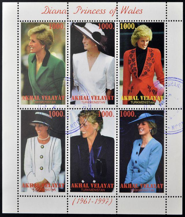 Diana: Ikona stylu wiecznie żywa