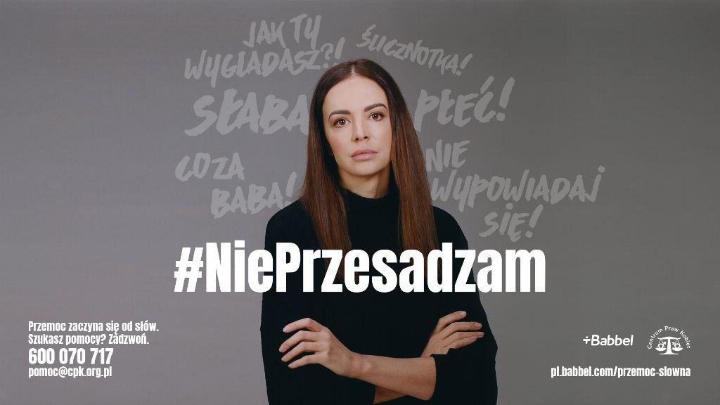 """Przemoc słowna wobec kobiet – rusza kampania społeczna """"#NiePrzesadzam"""""""