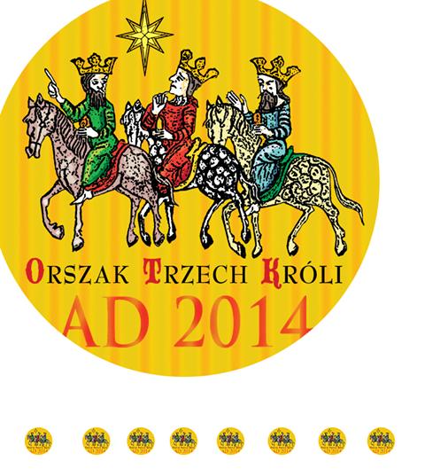 Orszak Trzech Króli 2014